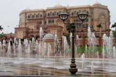 Emirates hotel Abu Dhabi met kinderen