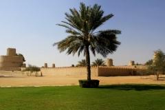 Fort Al Ain Abu Dhabi met kinderen