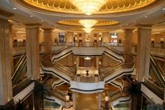 Grandeur Emirates hotel Abu Dhabi met kinderen