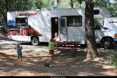 Camperen is geweldig Amerika met kinderen