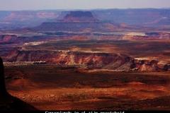 Canyonlands in al zijn schoonheid, Amerika met kinderen
