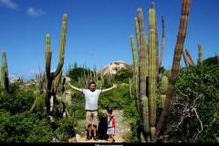 Arubaans hooogggg Aruba met kinderen