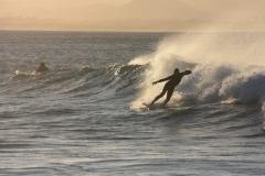 Australië golven surfers