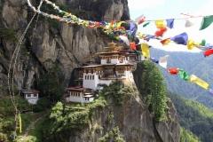 Tigers nest Bhutan met kinderen