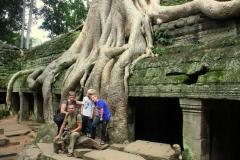 Angkor Cambodja Ta Phrom