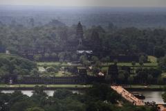 Angkor Wat vanuit de lucht