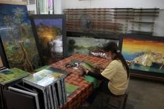 Artisans Angkor Siem Reap Cambodja
