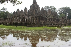 Bayon Angkor Cambodja