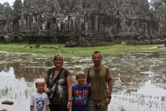 Bayon Cambodja Angkor