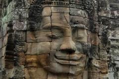 Bayon Cambodja