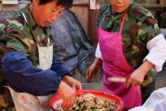 Eten klaarmaken Beijing met kinderen