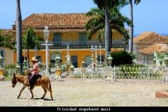 Alles in Trinidad is prachtig prachtig Cuba met kinderen