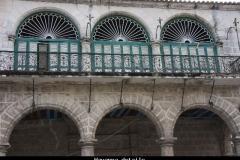 Havanna details Cuba met kinderen