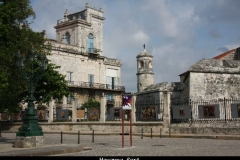 Havanna fort Cuba met kinderen