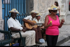Havanna overal muziek Cuba met kinderen