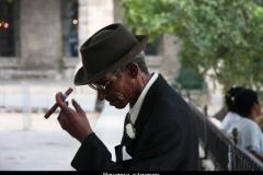 Havanna sigaren Cuba met kinderen