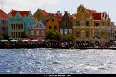 Koloniaal Nederland Curacao met kinderen