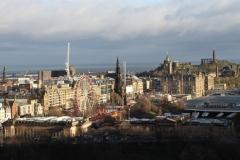 Edinburgh met kinderen