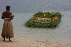 Fiji met kinderen bruiloft voorbereidingen