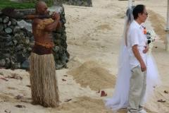 Fiji met kinderen bruiloft