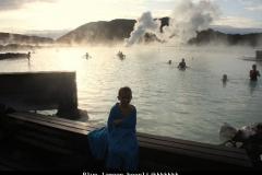 Blue lagoon genietennnnnnn IJsland met kinderen