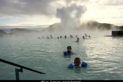 Blue lagoon heerlijkkkkkkkk IJsland met kinderen