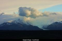Geweldige luchten IJsland met kinderen