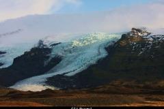 Glijbaan IJsland met kinderen