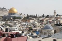 Jeruzalem Israël met kinderen