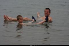 Drijven rode zee Jordanië met kinderen
