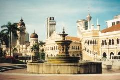 Kuala Lumpur met kinderen downtown