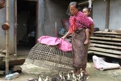 Dagelijks leven in Laos