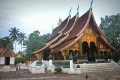 Erfgoed Wat Xieng Thong Luang Prabang Laos