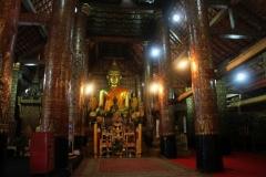 Interieur tempels Luang Prabang Laos