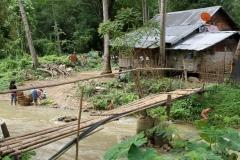 Leven in dorpjes Laos