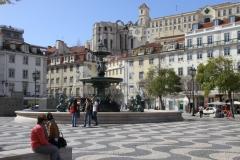 Hartje Lissabon met kinderen