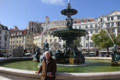 Hoogteverschillen Lissabon met kinderen