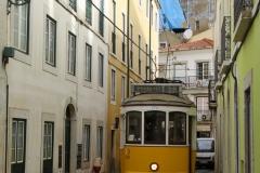 Ken net Lissabon met kinderen