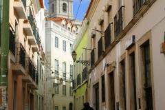 Kleurrijk Lissabon met kinderen