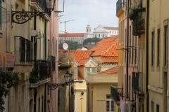 Klimmen en klauteren Lissabon met kinderen