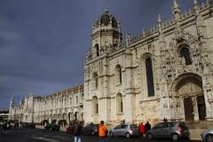 Klooster Lissabon met kinderen