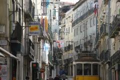 Kronkelen Lissabon met kinderen
