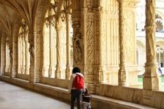 Lissabon met kinderen klooster
