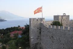 Ohrid Macedonië met kinderen