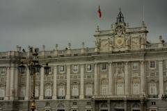 Koninklijk paleis Madrid met kinderen