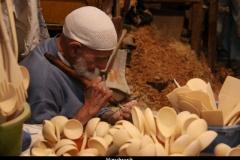 Berber handwerk Marokko met kinderen