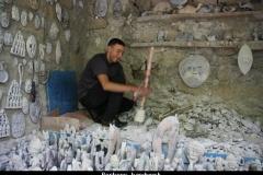 Berbers handwerk Marokko met kinderen