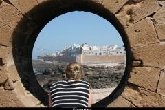 Essouira Marokko met kinderen