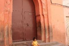 Glijbaan Marokko met kinderen
