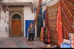 Kleurig Marokko met kinderen